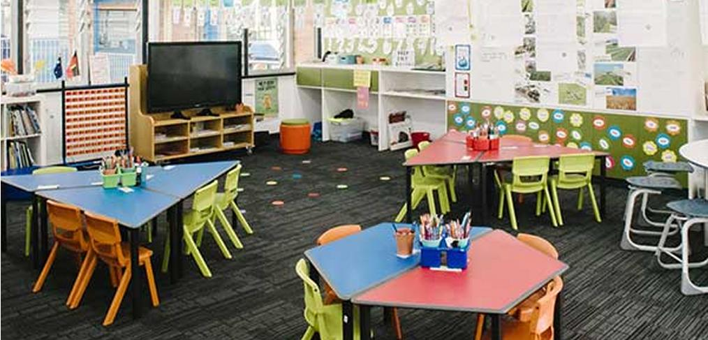 School Classroom Renovations North Brisbane